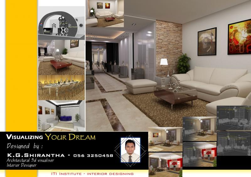ITI Institute Dubai 3ds Max Design