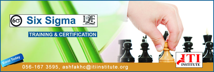 Six Sigma Training in Dubai